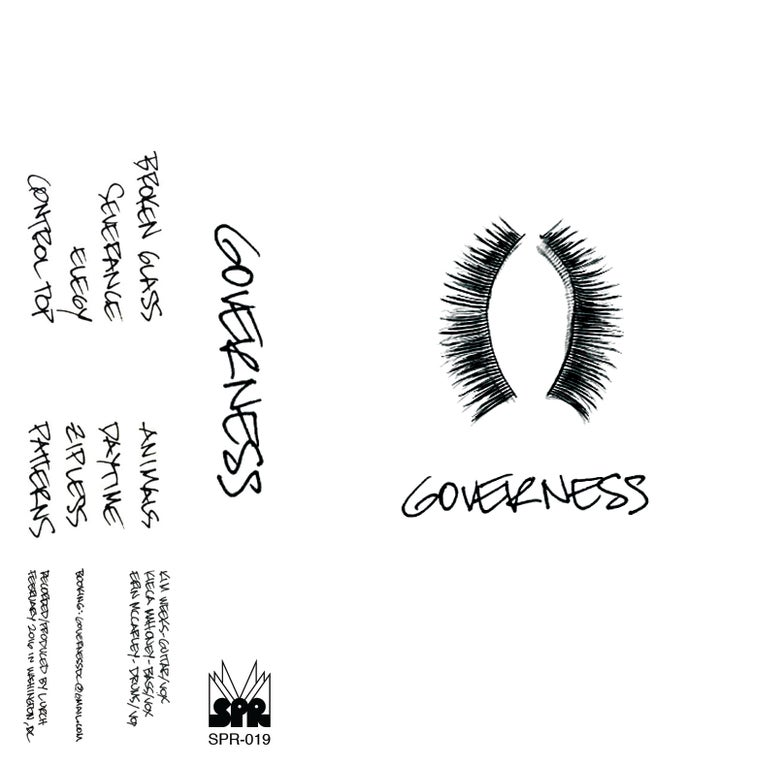 Image of Governess - Governess cassette (SPR-019)