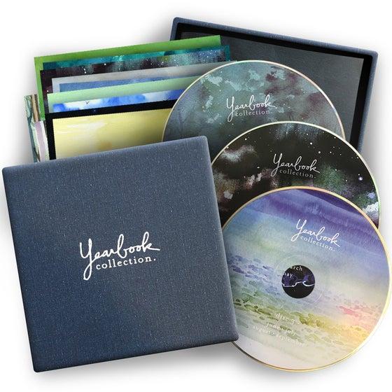 "Image of ""Yearbook"" 3-CD Box Set (36 songs)"