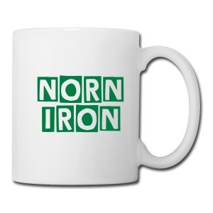 Image of Official Norn Iron® Brand Mug