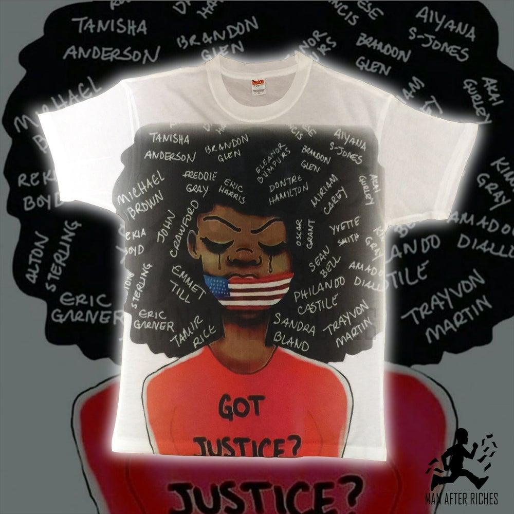 Image of No justice
