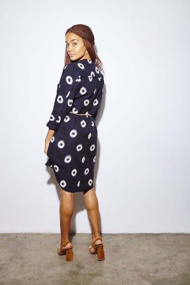 Image of The Odells Split Placket Dress