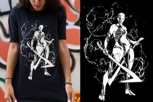 Image of Skeletal t-shirt