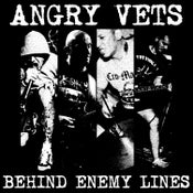 Image of SFU111 - ANGRY VETS - Behind Enemy Lines 12""