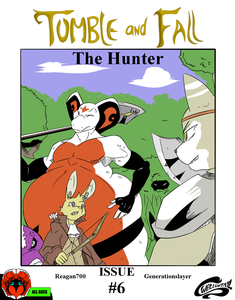 Image of Tumble & Fall Issue 6