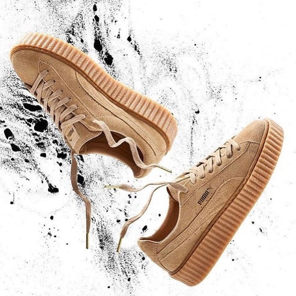 Image of PUMA CREEPERS | WHEAT