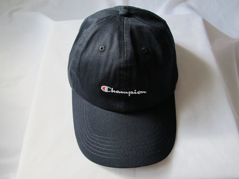 Image of Champion - Dad Hat (Navy)