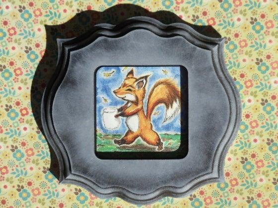 Image of Marshmallow Fox Petite Image