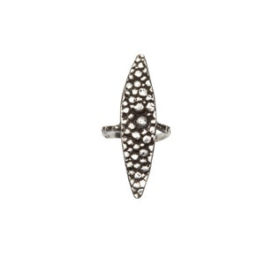 Image of Sltingray Spike Ring