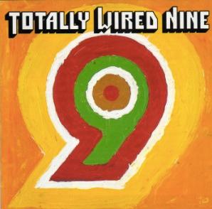 Image of Eddie Picks Totally Wired Nine (LP)