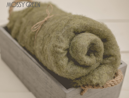 Image of EUROPEAN WOOL FLUFF - Earth Collection