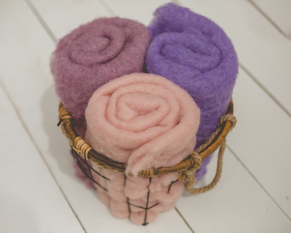 Image of EUROPEAN WOOL FLUFF - Darling Collection