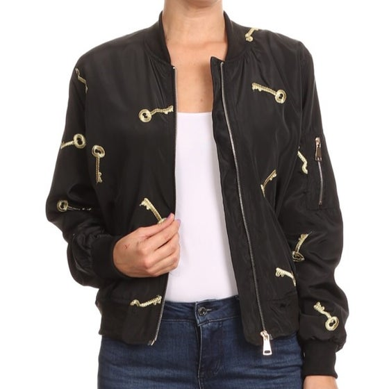 Image of I Got The Keys Bomber