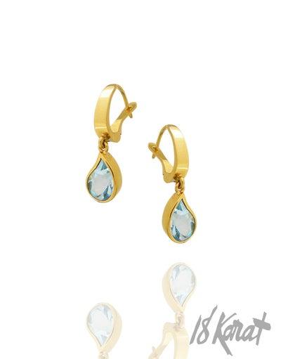 Droplette Earrings - 18Karat Studio+Gallery