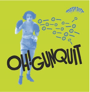 "Image of 7"" Oh! Gunquit : Nomads Of The Lost.  Ltd Edition."
