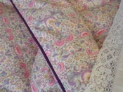 Image of Gorgeous Liberty Lodden Tana Lawn Single Eiderdown