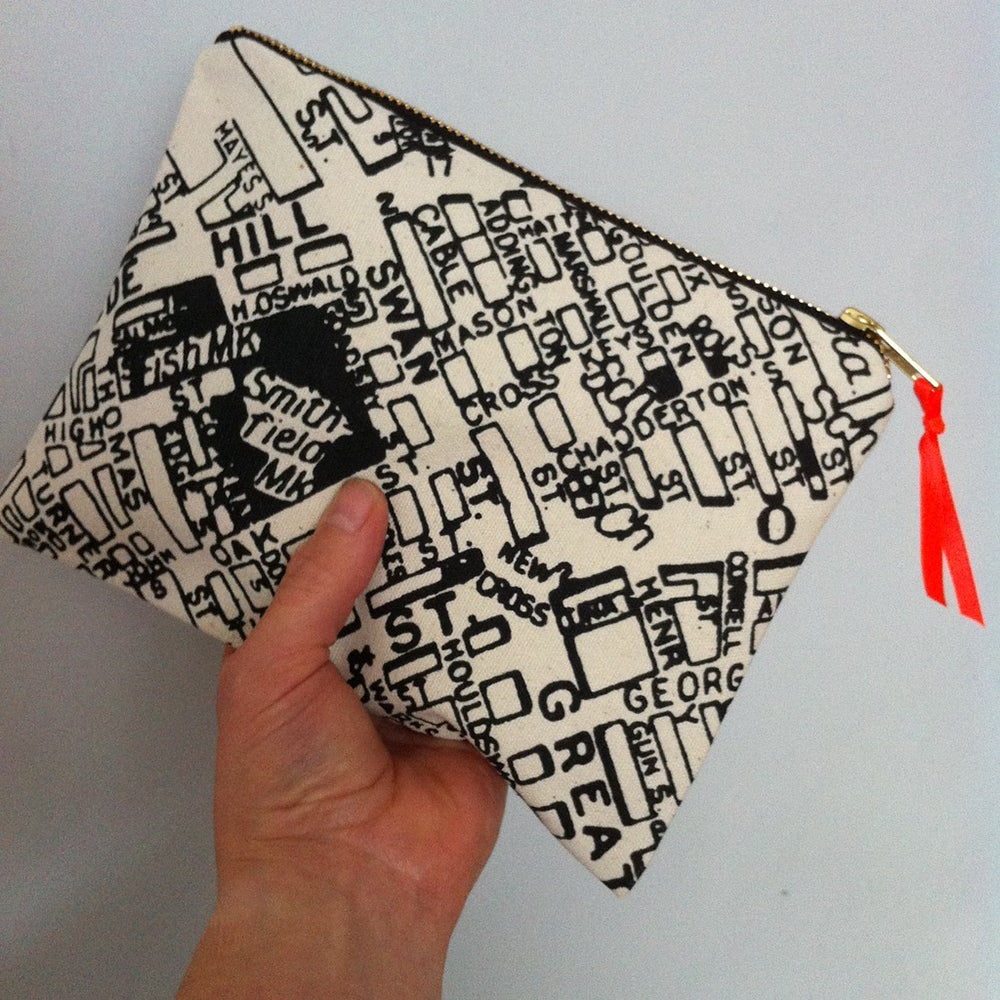 Image of Northern Quarter Clutch Purse