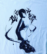 Image of Dead Meat - skull woman tshirt