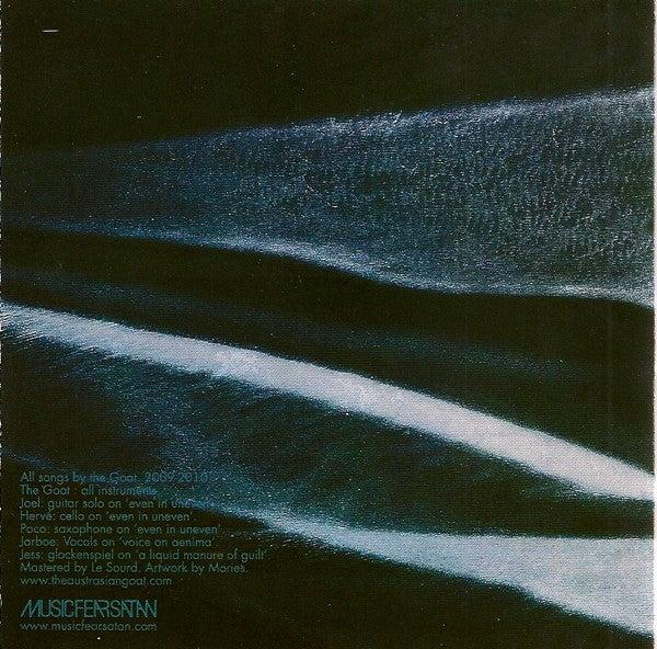 Image of THE AUSTRASIAN GOAT - Stains Of Resignation CD