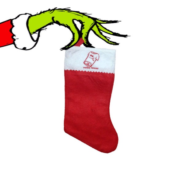 Image of Rolla Wear Stuffed Stocking🎁