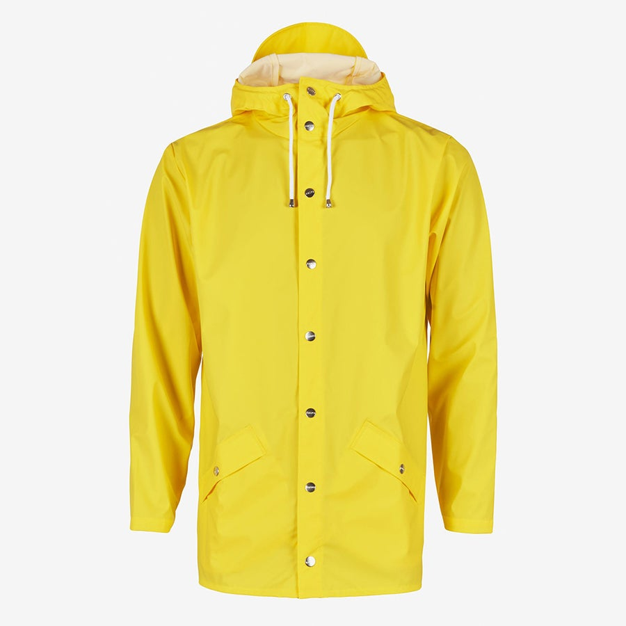Image of Rains - Jacket Yellow