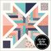 Image of #142 Starburst Quilt Pattern {PAPER}