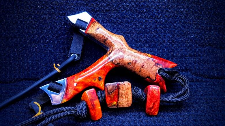 Image of Right Handed Kraven Slingshot