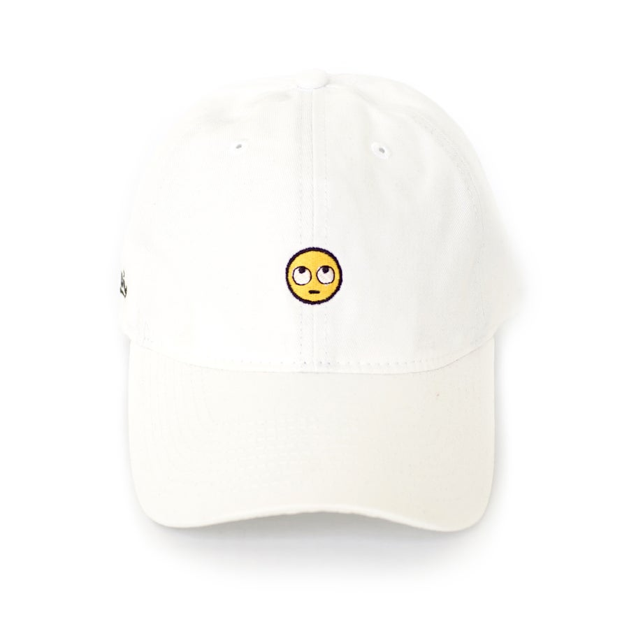 "Image of LANSI ""Whatever"" Baseball Cap (White)"