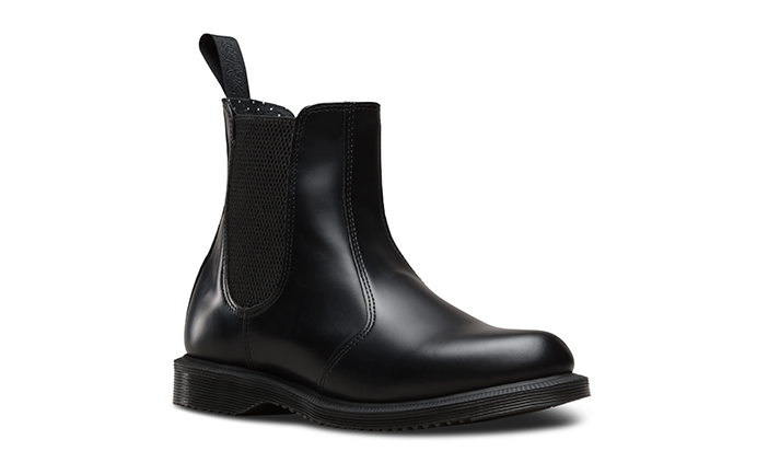 Image of Doc Martens - Flora Polished black