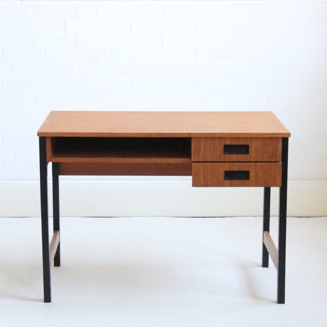 Image of 1960s desk