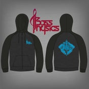 Image of NEW! Bass Physics Hoodies