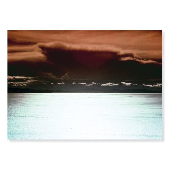 Image of Ocean Print