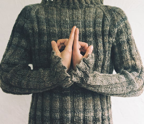Image of Handspun Drysdale Bells Jumper