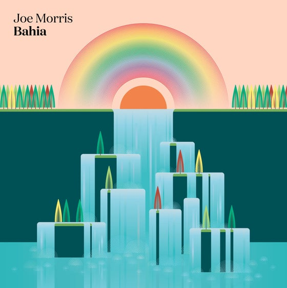 Image of BSR003 Joe Morris - Bahia EP
