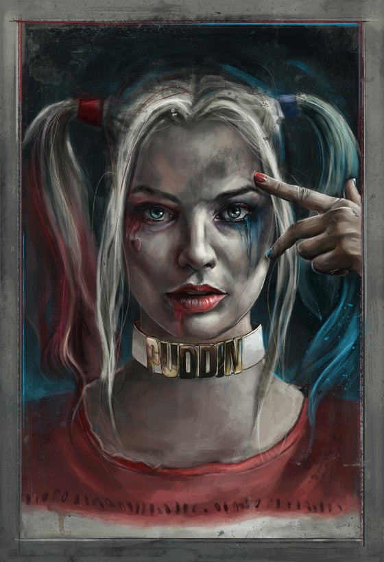 Image of Harley Quinn AP Edition