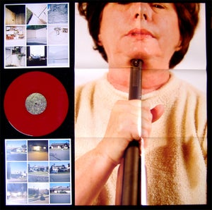 "Image of DANGERS ""MESSY, ISN'T IT?"" LP VIT003"