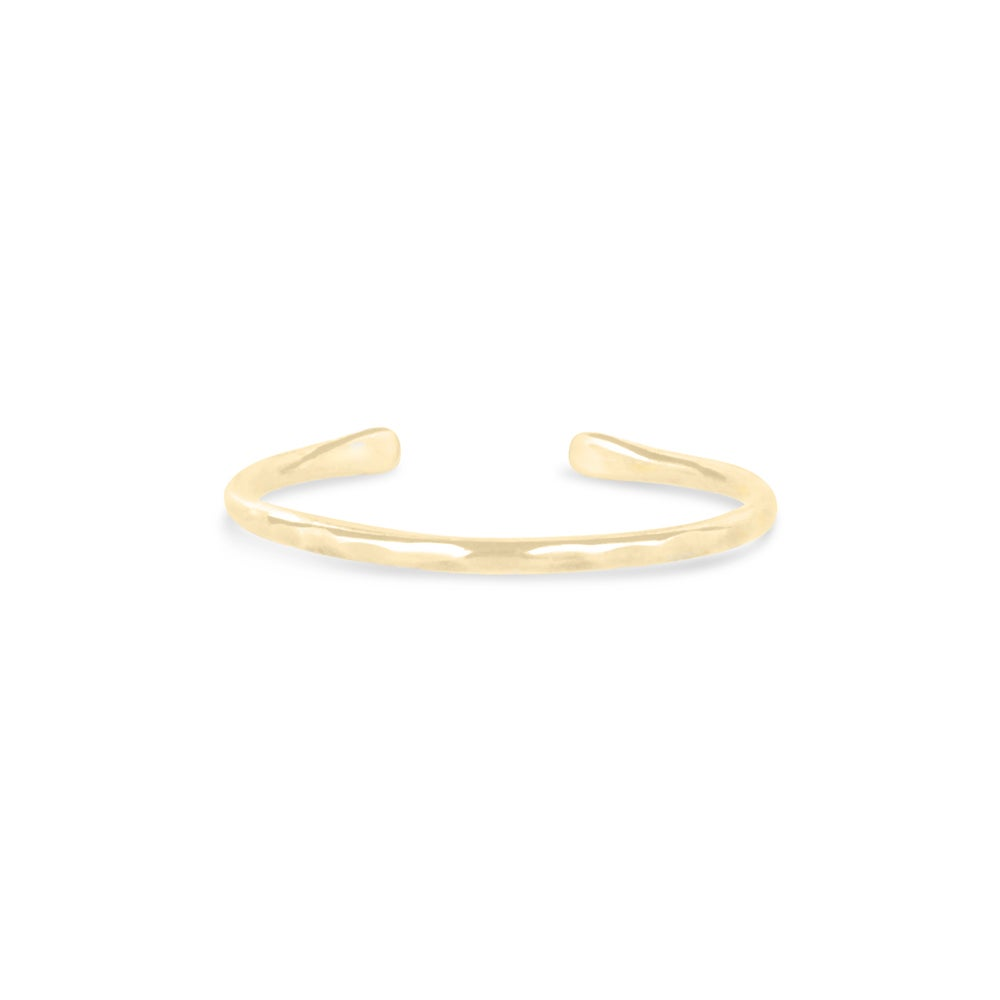 Image of Gold Thread Midi Ring