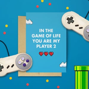 Image of You're my player 2