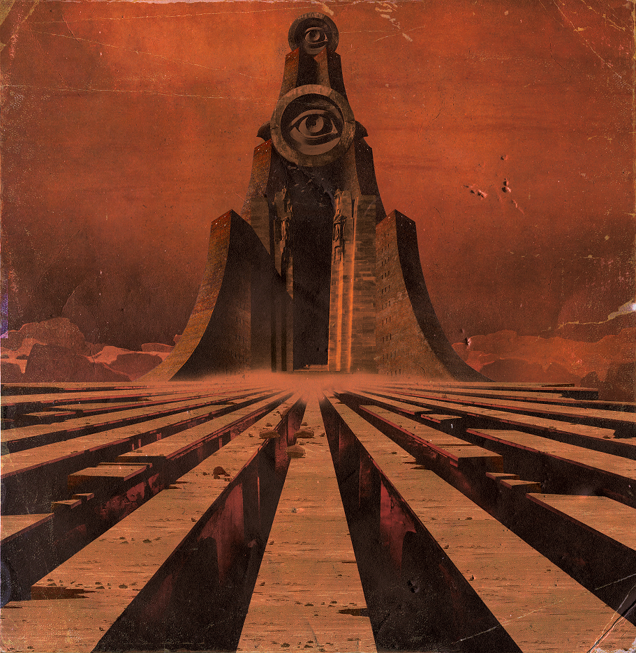 "Image of ZEIT - Monument - 12""Ep   - PREORDER-"