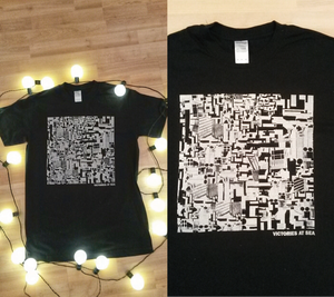 Image of T-Shirt///Victories at Sea - Brutalist Black