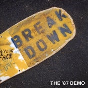 "Image of Breakdown ""The 87 Demo"" LP"