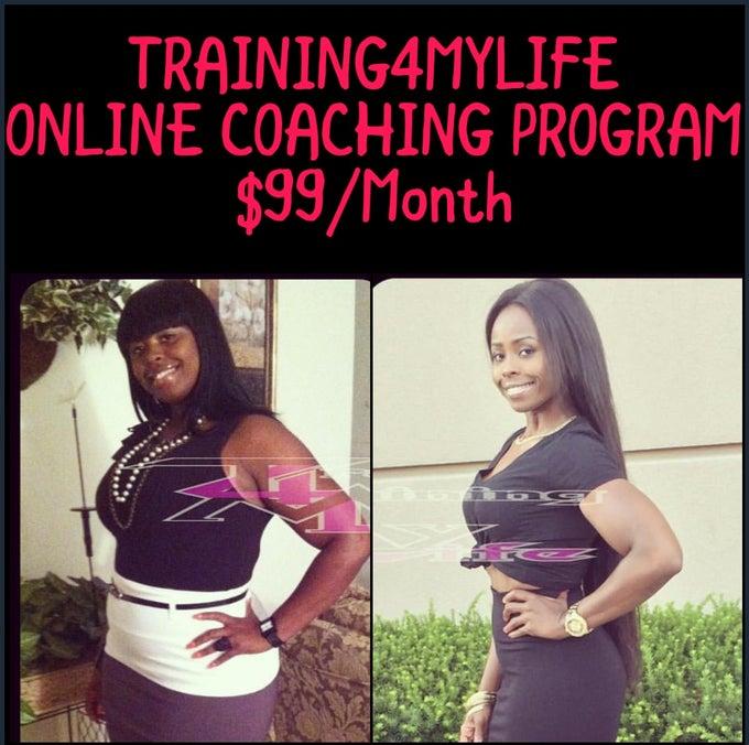 Image of Training4MyLife Online Coaching Program
