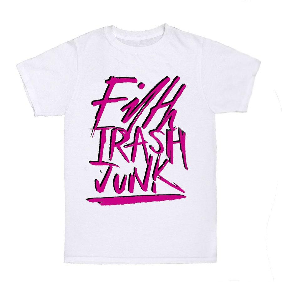 Image of FILTH TRASH JUNK T-SHIRT