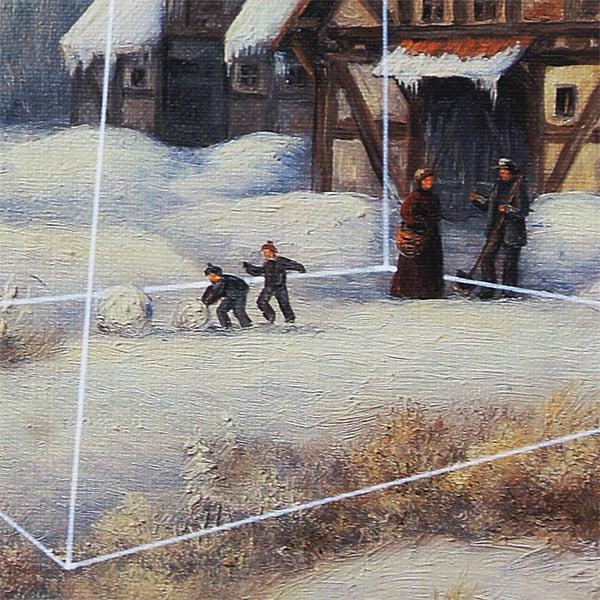 Image of BLACKTHING (winter fun)