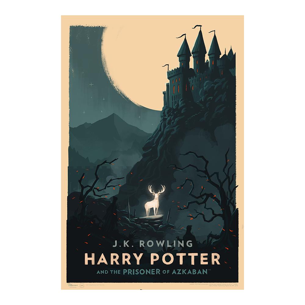 Image of Harry Potter and the Prisoner of Azkaban Art Print
