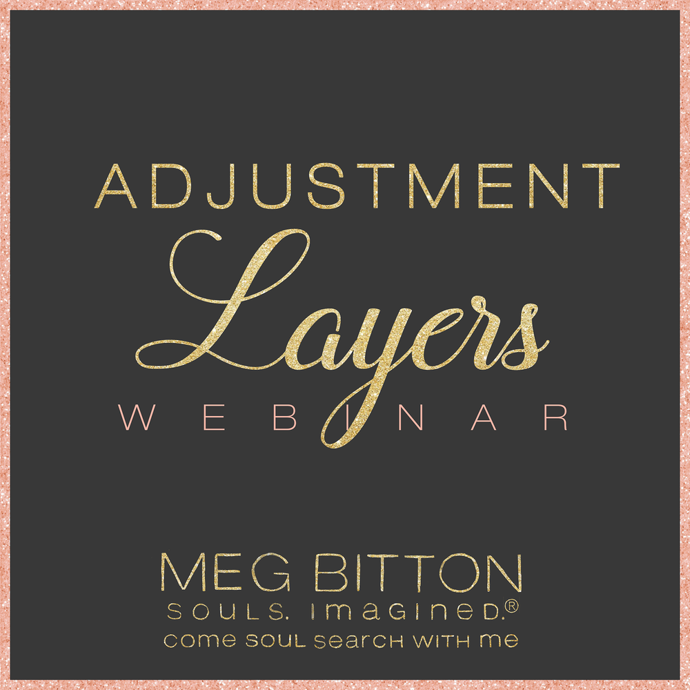 Image of Beginner Adjustment Layers Webinar-Monday, November 28th, 2016, 9pm EDT
