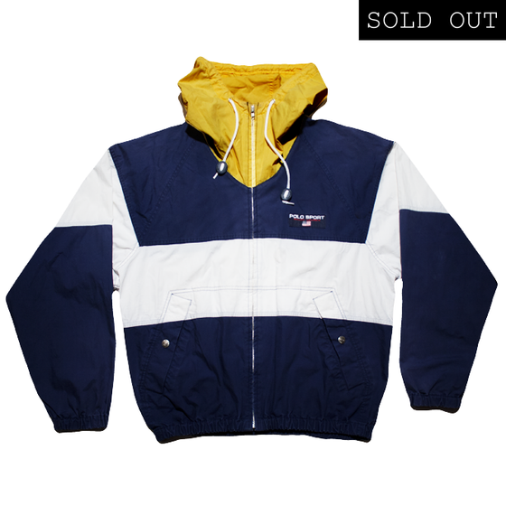 Image of Polo Sport Vintage Windbreaker
