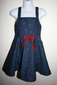 Image of Lil' Blue Anchor Dress