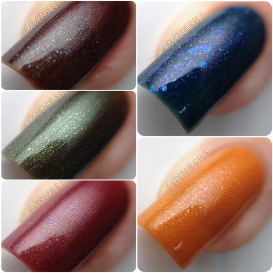 Image of Autumn Nights Collection