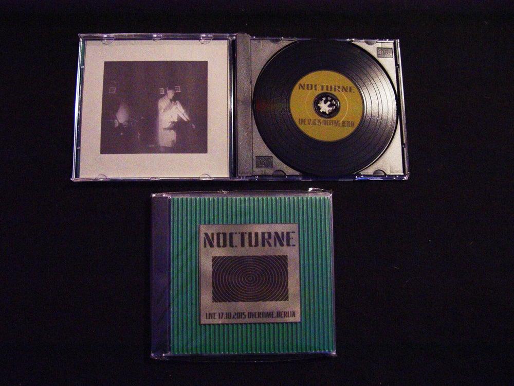 Image of Nocturne live 17.10.15
