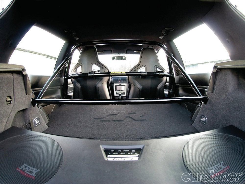 Image of Volkswagen MK4 R32 Rear Seat Delete